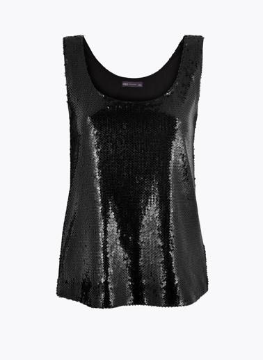 Marks & Spencer Bluz Siyah